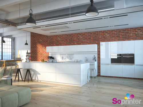 comment accrocher un meuble de cuisine au mur 2 24 accrocher un tissu au mur. Black Bedroom Furniture Sets. Home Design Ideas