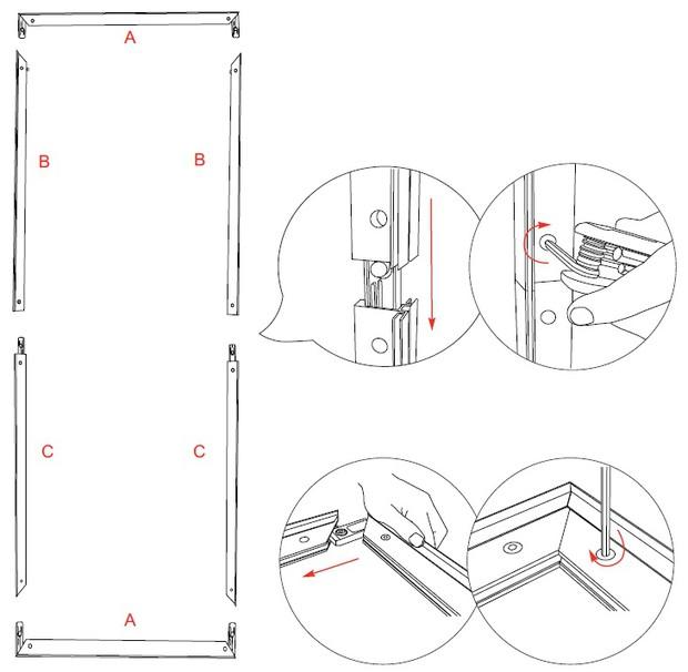 Stand modulaire ilot 50m2 textile soprinter le for Peut on mettre du lino sur de la moquette
