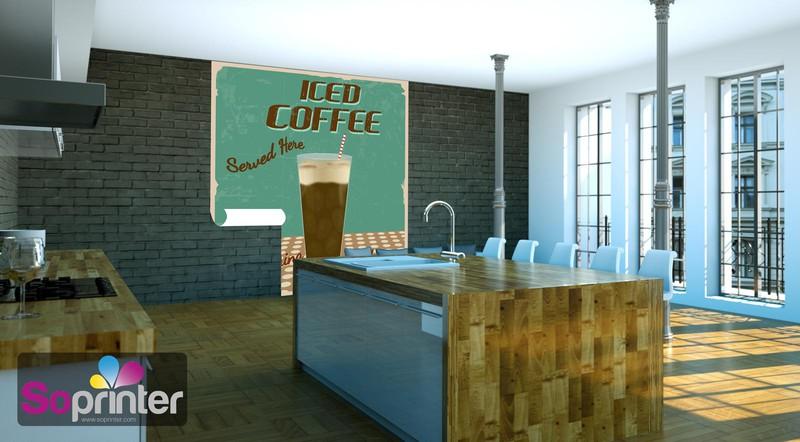 papier peint sur mesure en l s soprinter le. Black Bedroom Furniture Sets. Home Design Ideas
